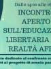 INCONTRO APERTO SULL'EDUCAZIONE LIBERTARIA – 10 giugno 2017 – Casaloca – MI