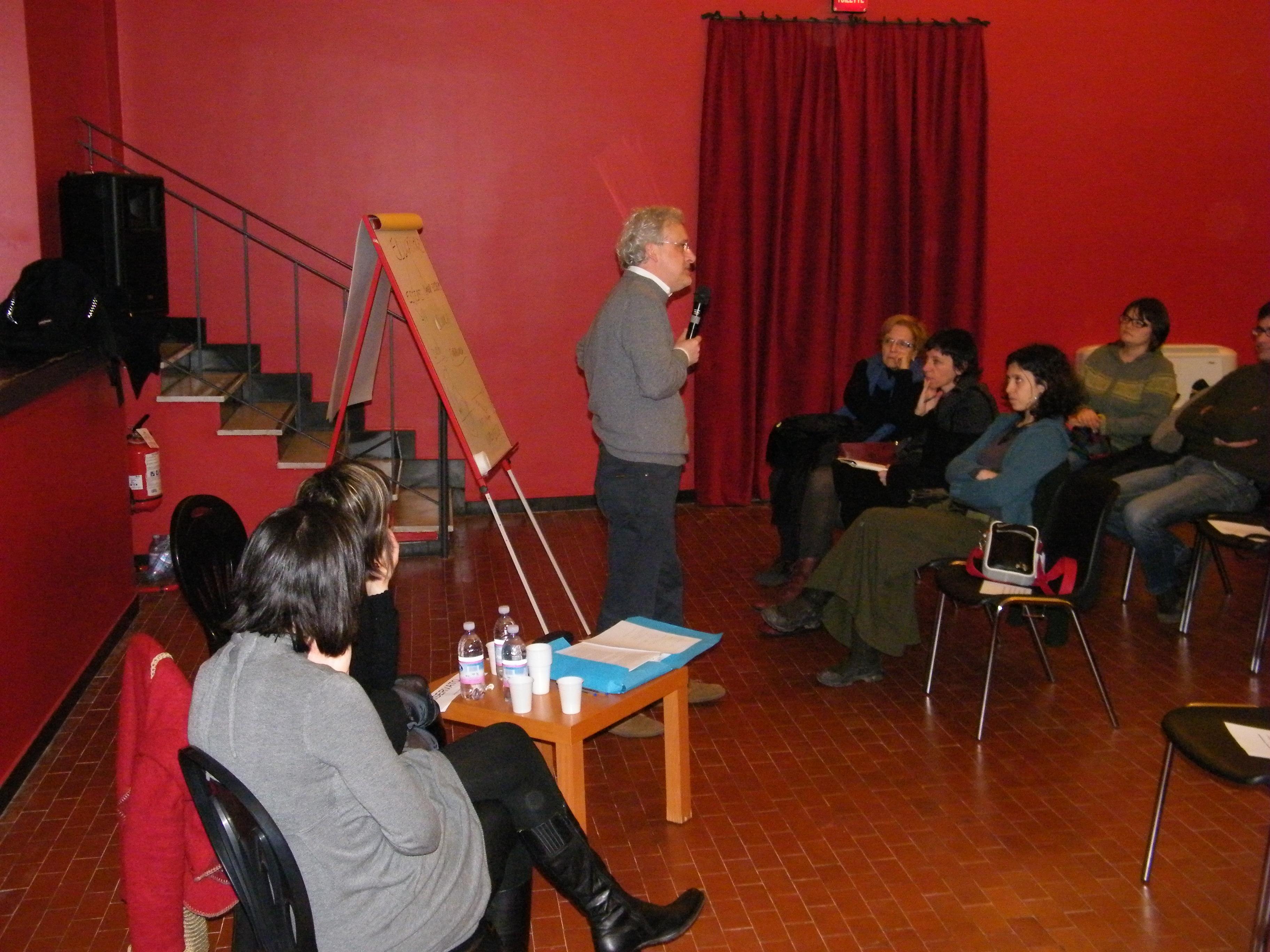 Resoconto conferenza di Genova del 5 marzo 2011