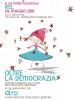 """""""OLTRE LA DEMOCRAZIA"""" – 8° INCONTRO NAZIONALE REL – 6 maggio 2018 – c/o A testa in giù (Rimini)"""