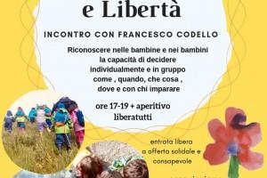 EDUCAZIONE E LIBERTA' – venerdì 21/06/2019 – Mamiano (PR)