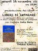 """Presentazione del libro """"Liberi di imparare"""" ad Orvieto (PG)"""