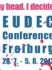 EUDEC 2012: aperte le iscrizioni!